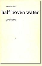 Half boven water